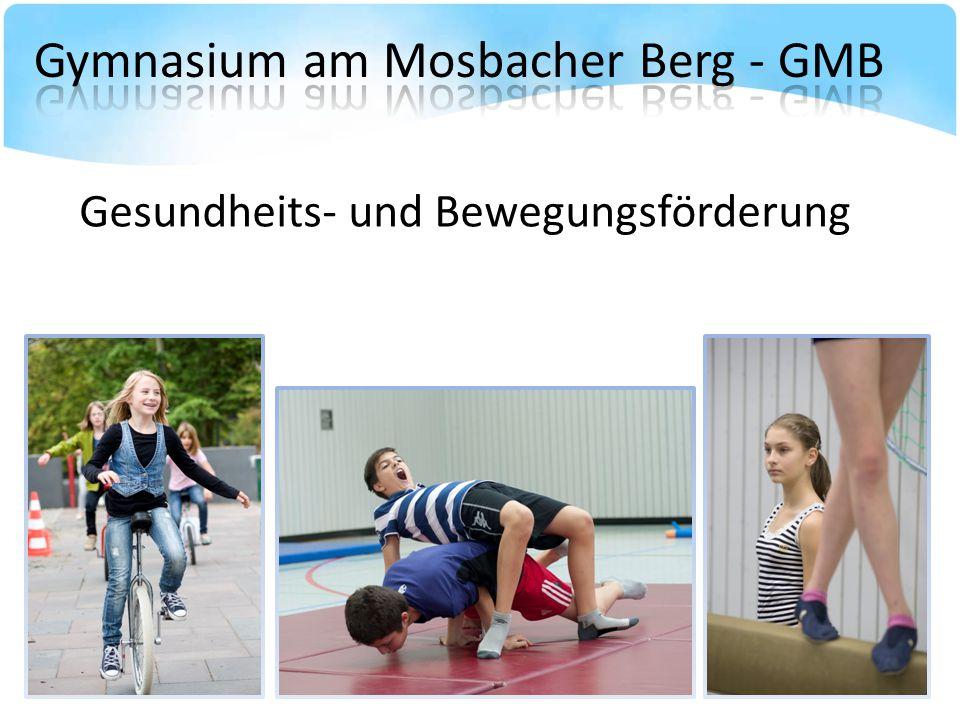 Gesundheits- und Bewegungsförderung