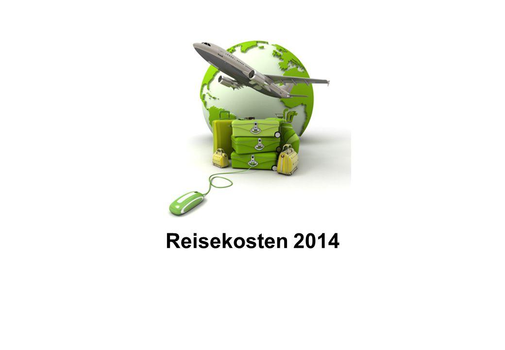 Reisekosten 2014