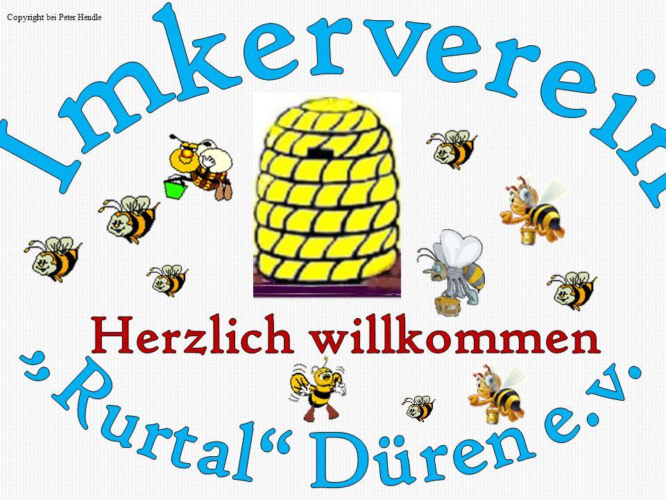 "Tätigkeit Bericht 2014 Imkerverein ""Rurtal e.V. Düren Copyright bei Peter Hendle"
