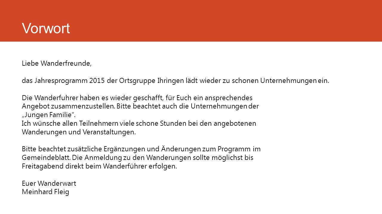 Januar 18.01.Z Licht goh Gemütlicher Nachmittag mit bebildertem Rückblick auf das Wanderjahr 2014.