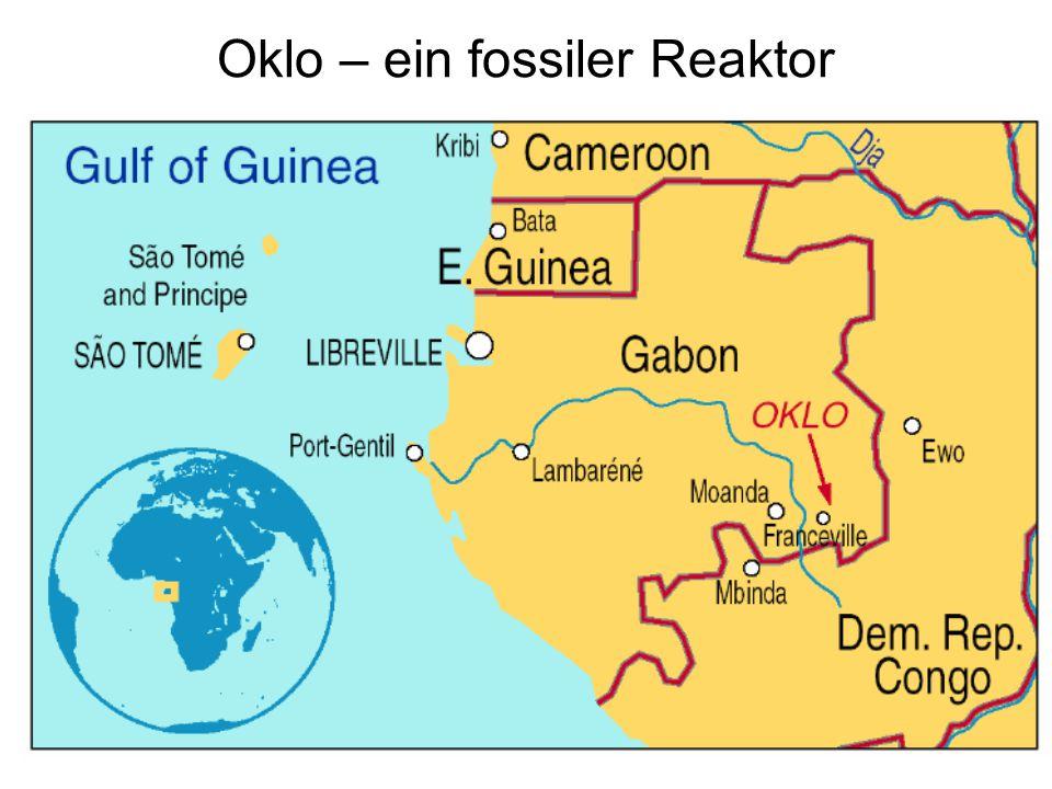 160 Oklo – ein fossiler Reaktor