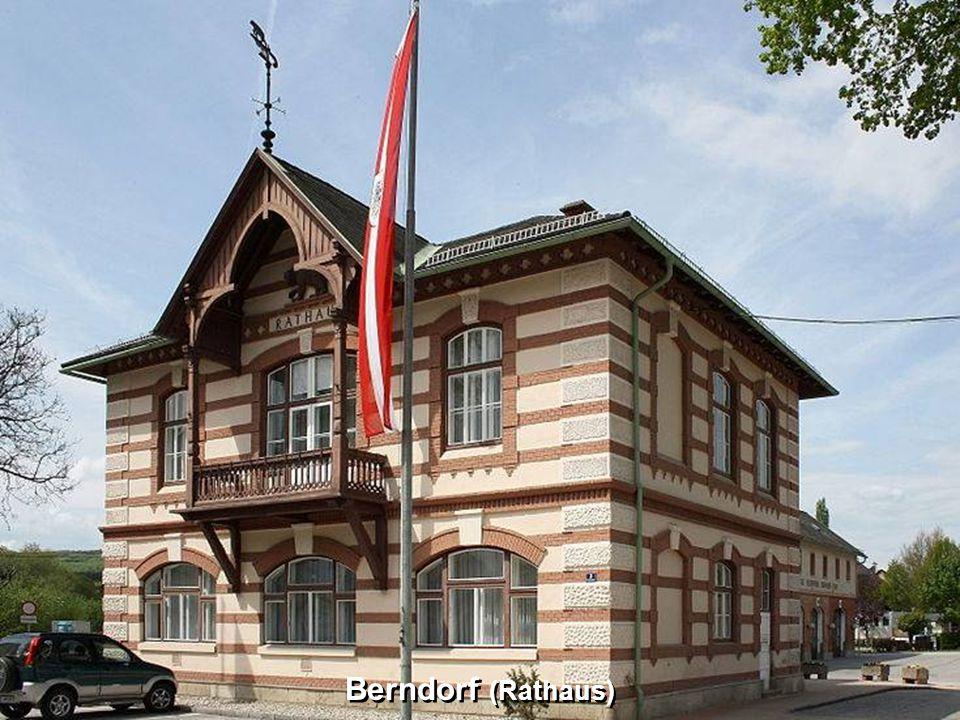 Berndorf (Stadttheater)