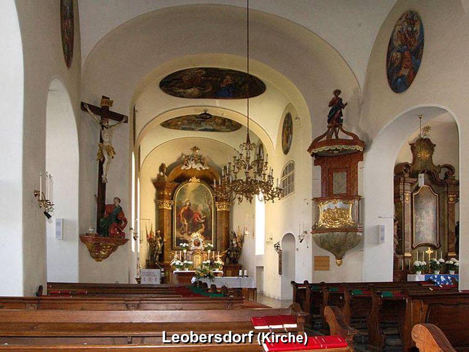 Leobersdorf (Pfarrhof)
