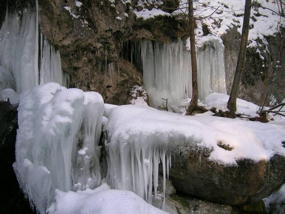 Auch im Winter sehenswert!