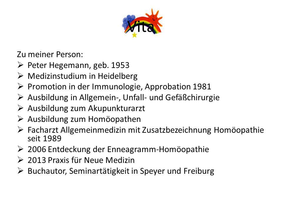 Systematik Dr.Hegemann Sechstes Biologisches Naturgesetz: 1.