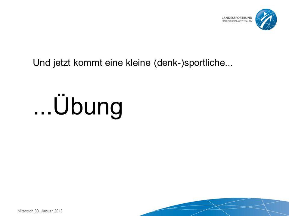 Mittwoch,30. Januar 2013 Sämtliche Textbausteine als Word-Dokument verfassen und erst nach der Korrektur über die Funktionen bearbeiten → markieren →