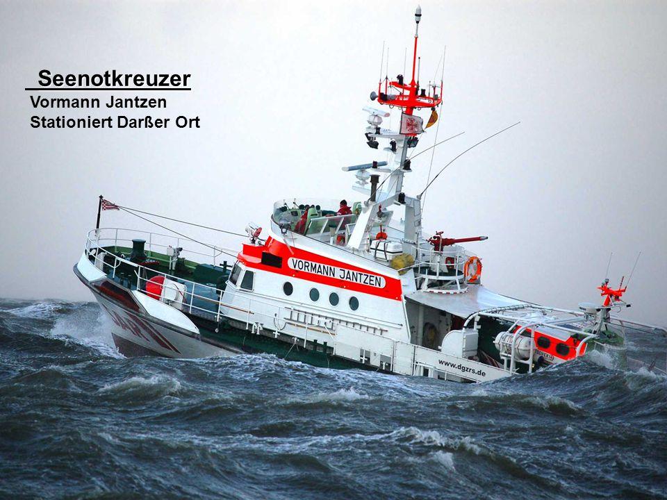 Seenotrettungsboot DGzRS -Station in Timmendorf/Poel
