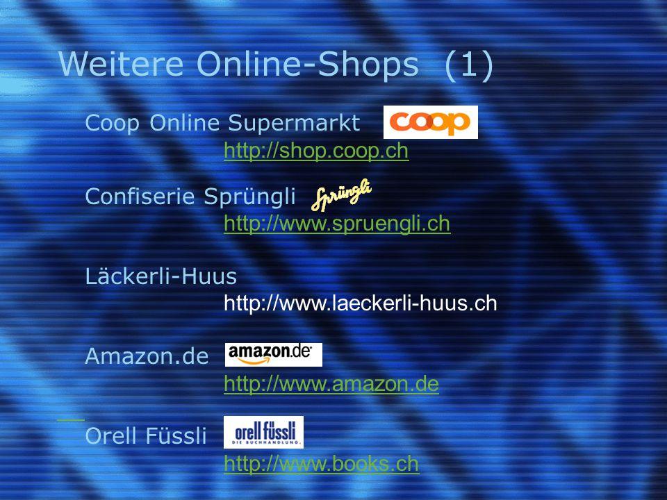Weitere Online-Shops (2) Dipl.Ing.