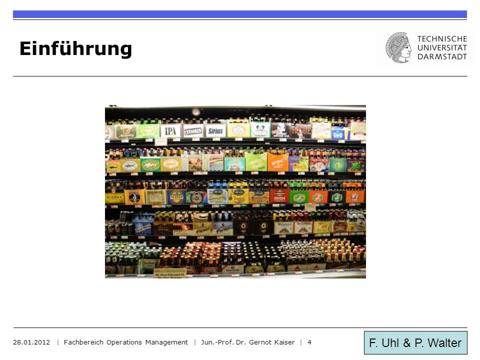 F.Uhl & P. Walter Einführung Fakten:  Durchschn.