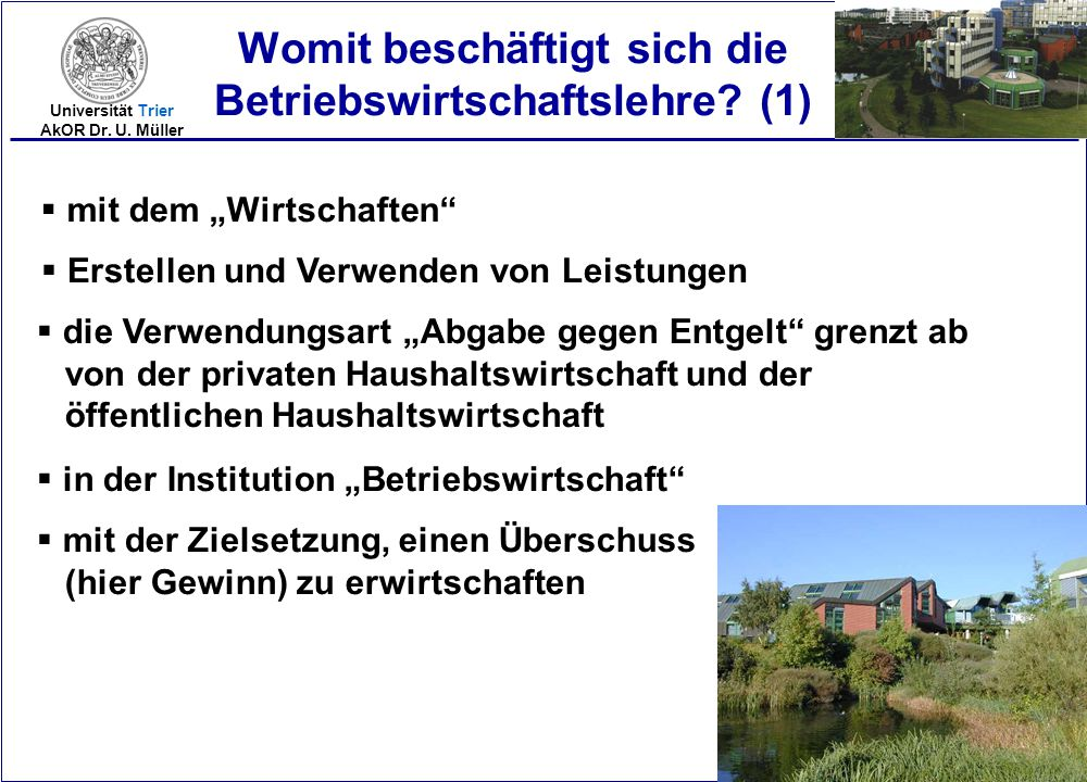 2005-19 Universität Trier AkOR Dr.U.