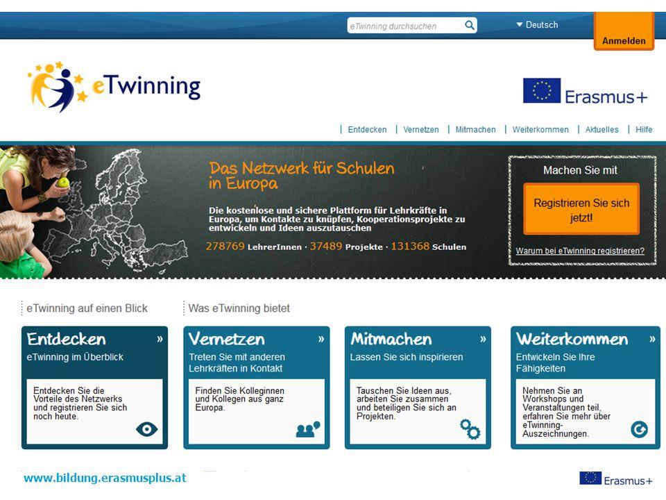 Erasmus+ für Schulen 5 Erasmus+ für Schulen und Kindergärten