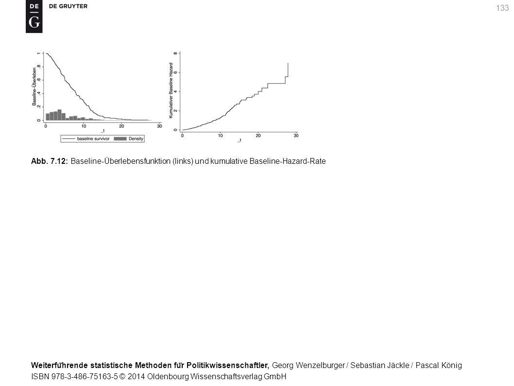 Weiterfu ̈ hrende statistische Methoden fu ̈ r Politikwissenschaftler, Georg Wenzelburger / Sebastian Jäckle / Pascal König ISBN 978-3-486-75163-5 © 2014 Oldenbourg Wissenschaftsverlag GmbH 133 Abb.