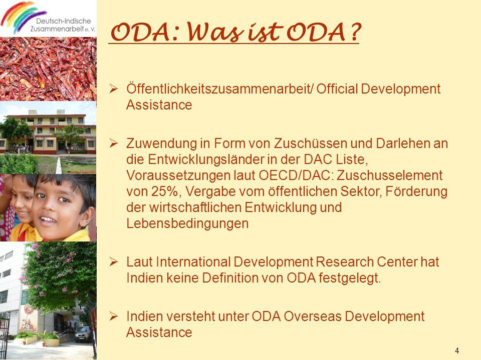 4 ODA: Was ist ODA.