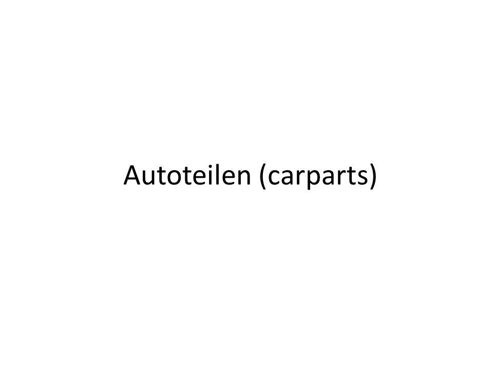 Autoteilen (carparts)