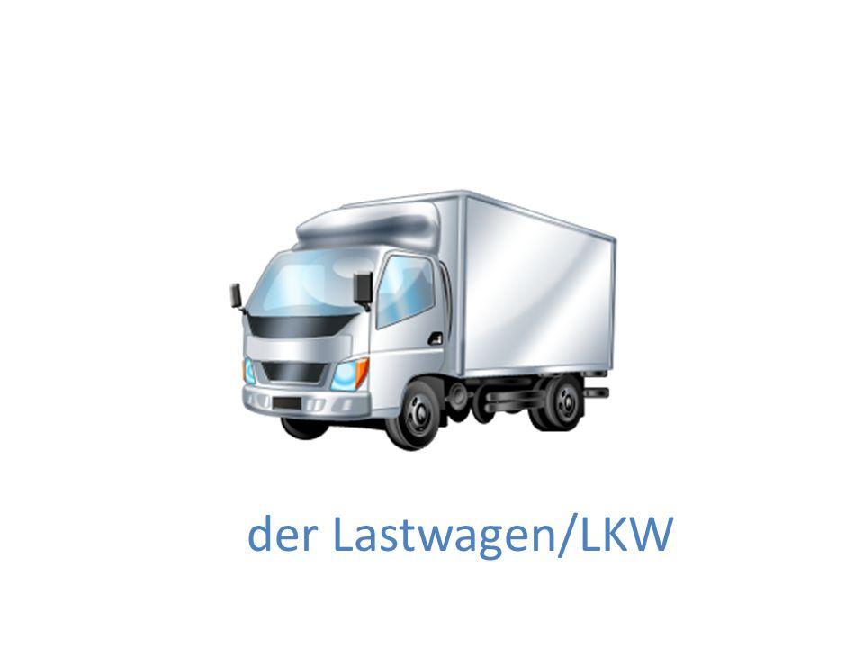 der Lastwagen/LKW