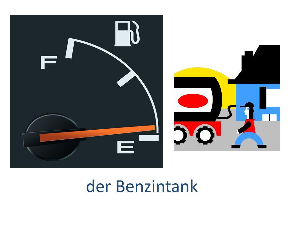 das Benzin