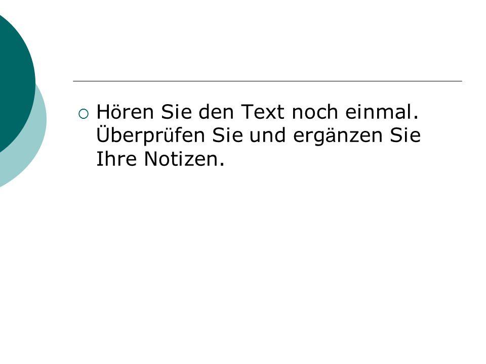  Diskutieren Sie in Gruppen, warum man Deutsch lernen m ö chte.