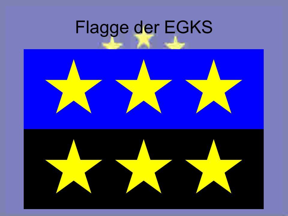 Von den drei Gemeinschaften zur Europäischen Union Die EGKS war ein Erfolg, es folgten weitere Verträge 1957 unterzeichneten sie den Vertrag von Rom und gründeten die Europäische Atomgemeinschaft (EURATOM) und die Europäische Wirtschaftsgemeinschaft (EWG).