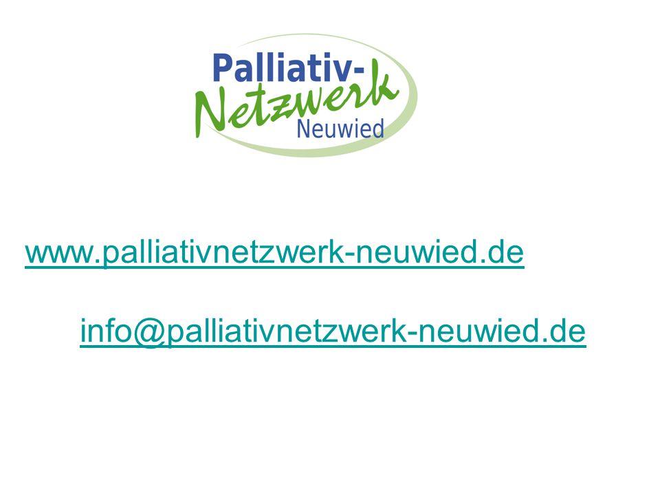www.palliativnetzwerk-neuwied.de info@palliativnetzwerk-neuwied.de