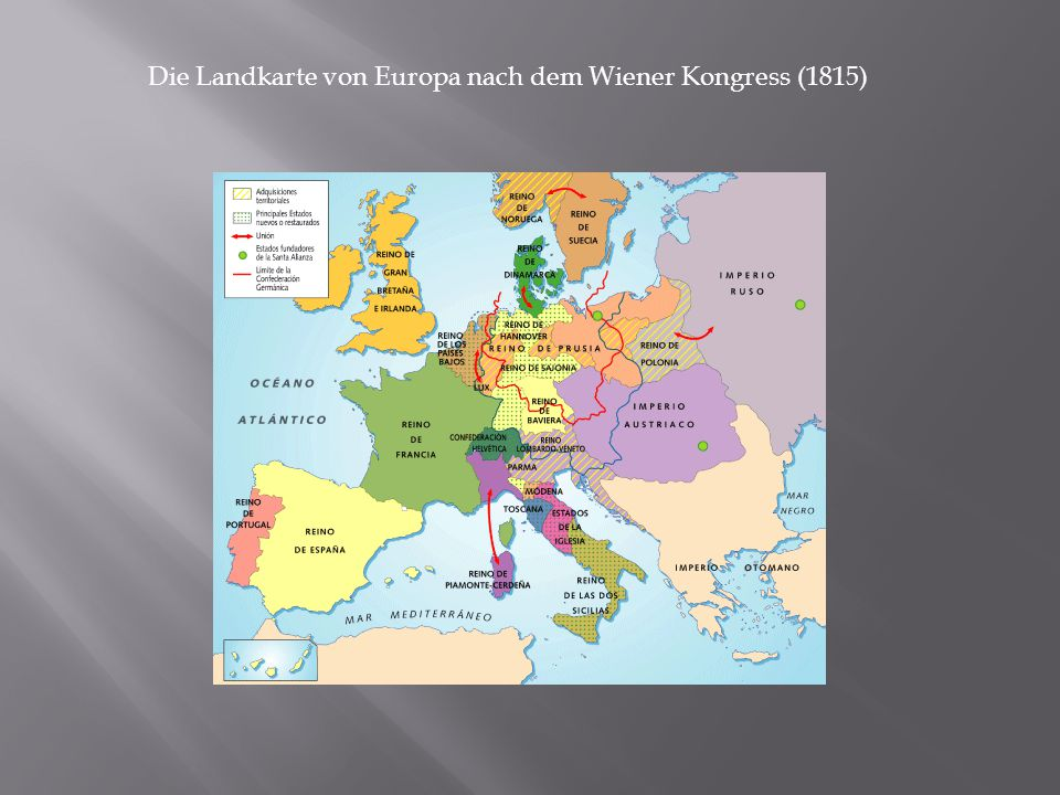 Königreich von Preussen Kaiser reich von Österreich-Ungarn