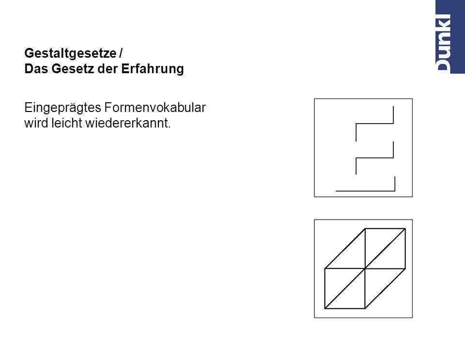Z. B. Key Visual eines Flugzeugausstatters Gestaltgesetze / Das Gesetz der Symmetrie Symmetrische Figuren und Figuren, die symmetrisch angeordnet sind