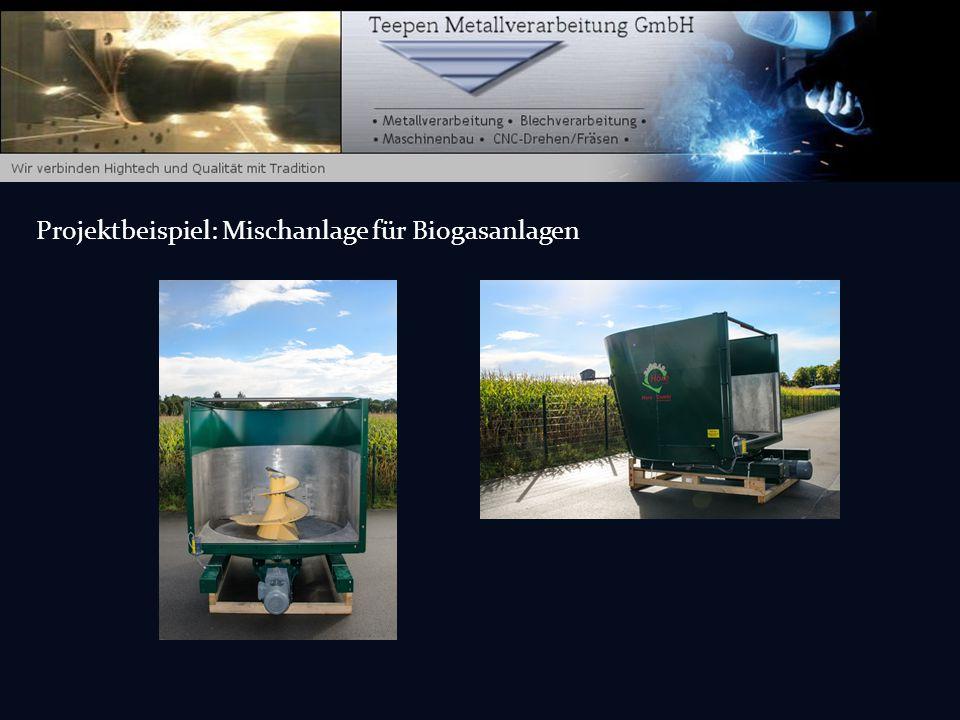 Projektbeispiel: Fahrgestelle für die Landwirtschaft