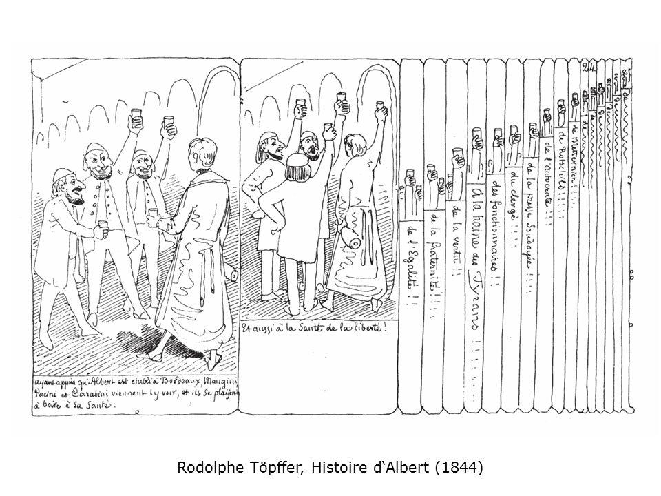 Rodolphe Töpffer, Histoire d'Albert (1844)