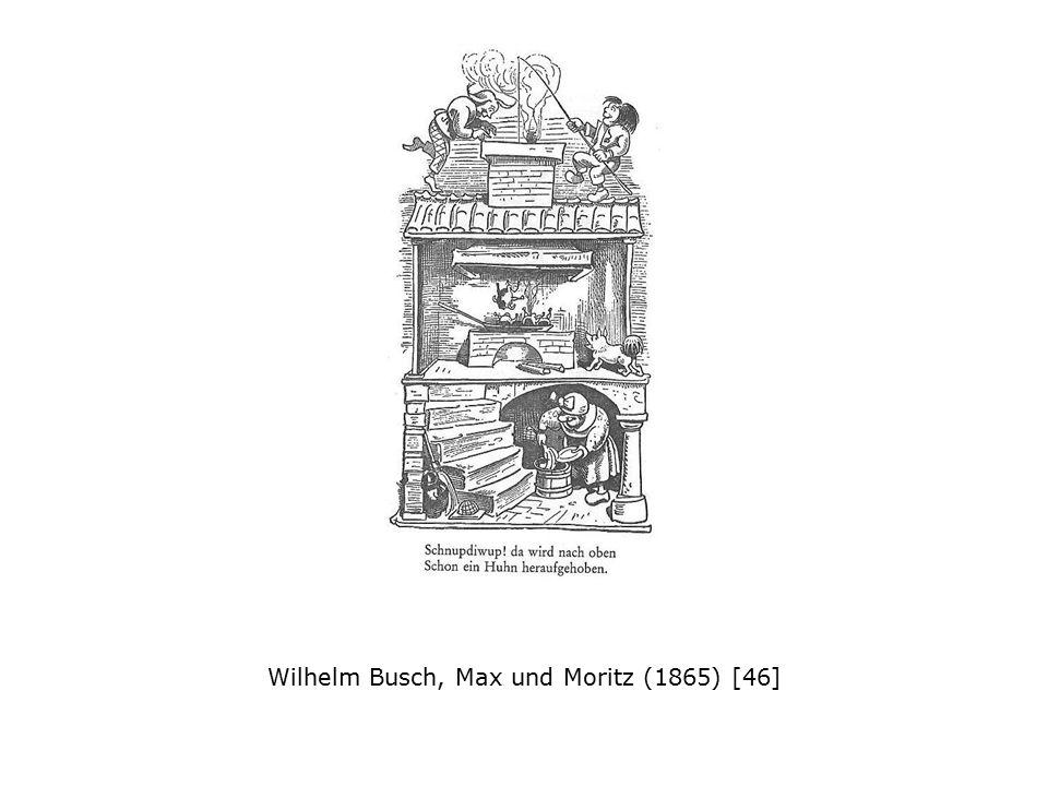 Wilhelm Busch, Max und Moritz (1865) [46]