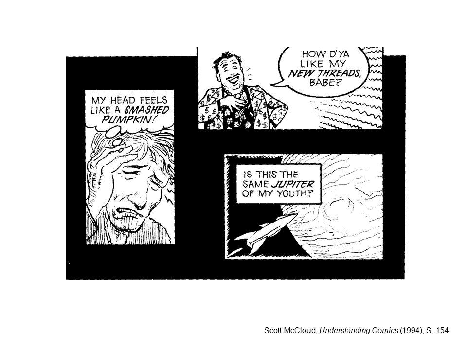 Scott McCloud, Understanding Comics (1994), S. 155