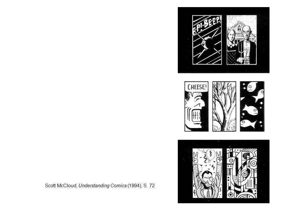 Source: Scott McCloud, Understanding Comics (DC Comics, 1999): 67/2. closure