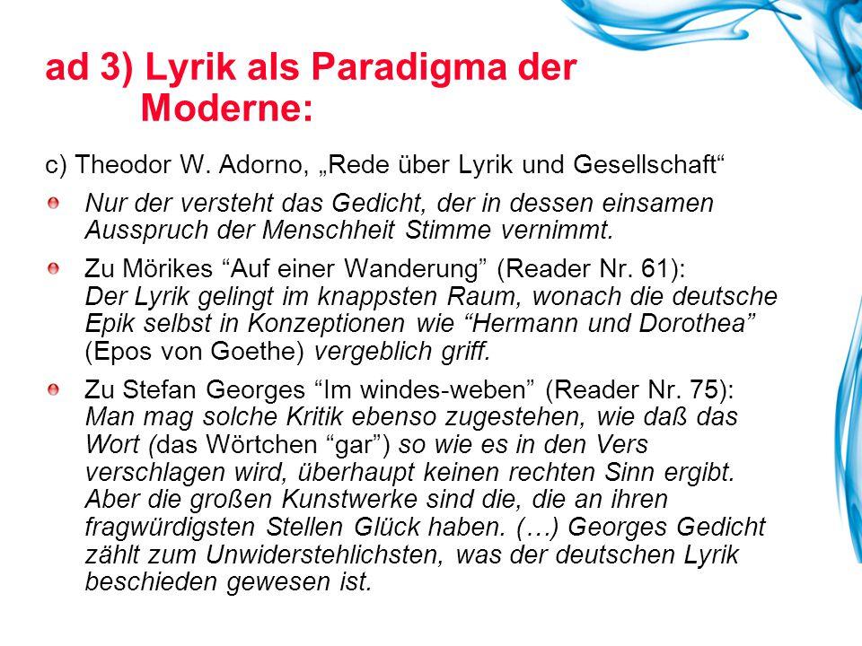 "Felix Dörmann, ""Was ich liebe , Reader Nr."
