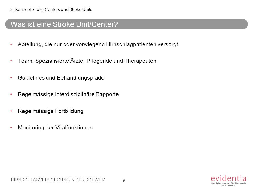 Behandlungsabläufe Spitalphase: Bildgebung 20 3.