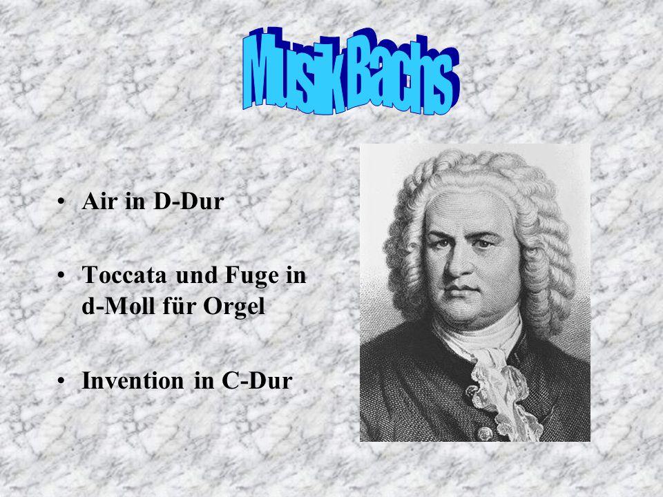 Zeitgeschichte: Martin Luther - Reformation, Gegenreformation, Absolutismus ( 1600-1750) Komponisten: Italien: Antonio Vivaldi Deutschland: Johann Seb