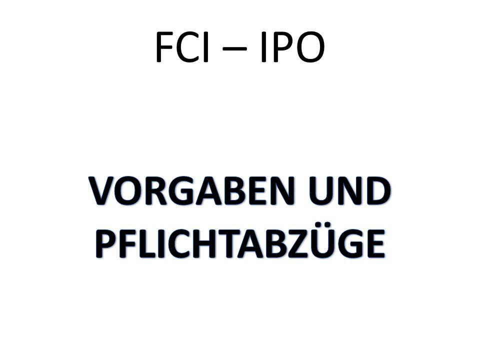 FCI – IPO