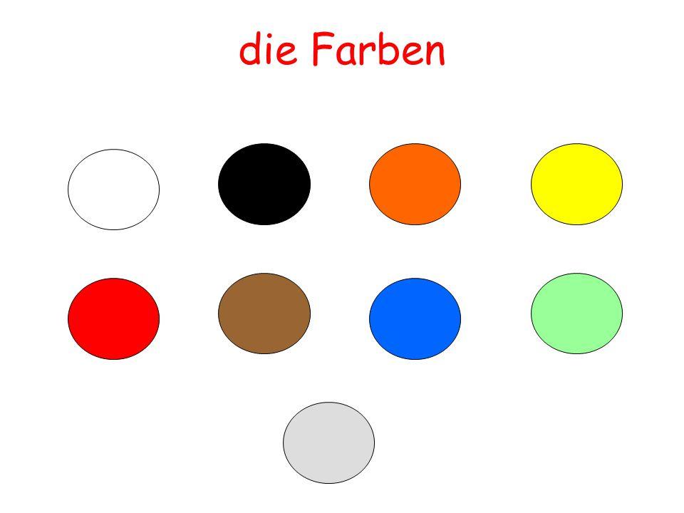 die Farben