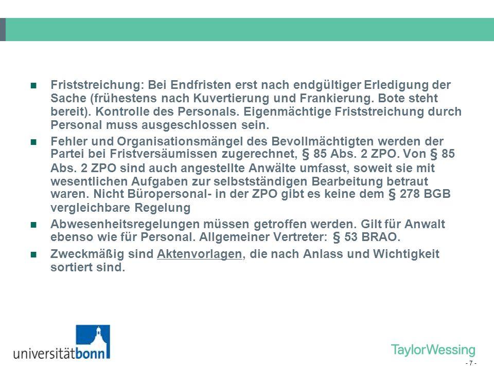 - 28 - Beweis: Kopie anwaltliches Schreiben vom 03.09.2012 (Anlage TW 4) Kurz darauf stellte der Kläger fest, dass auch der Fahrzeugbrief fehlte.