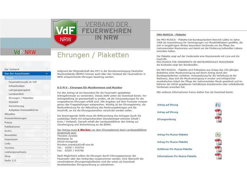 CTIF - Marsch  CTIF = Internationaler Feuerwehrverband  im Rahmen des 1.