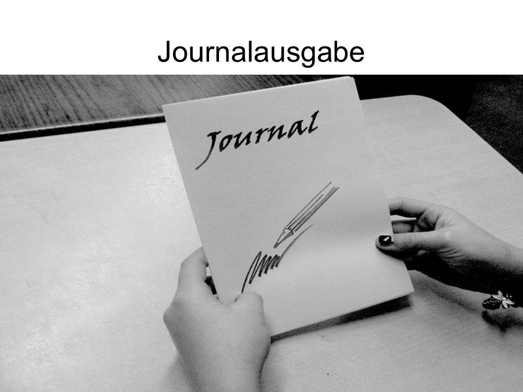 Journalausgabe