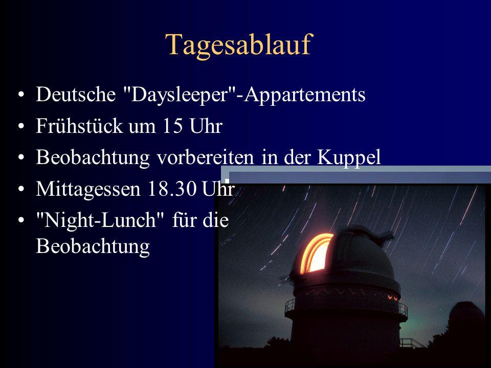 Tagesablauf Deutsche