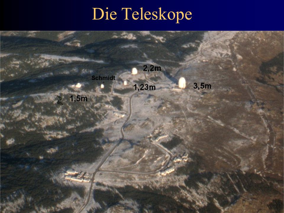 3,5-m Teleskop