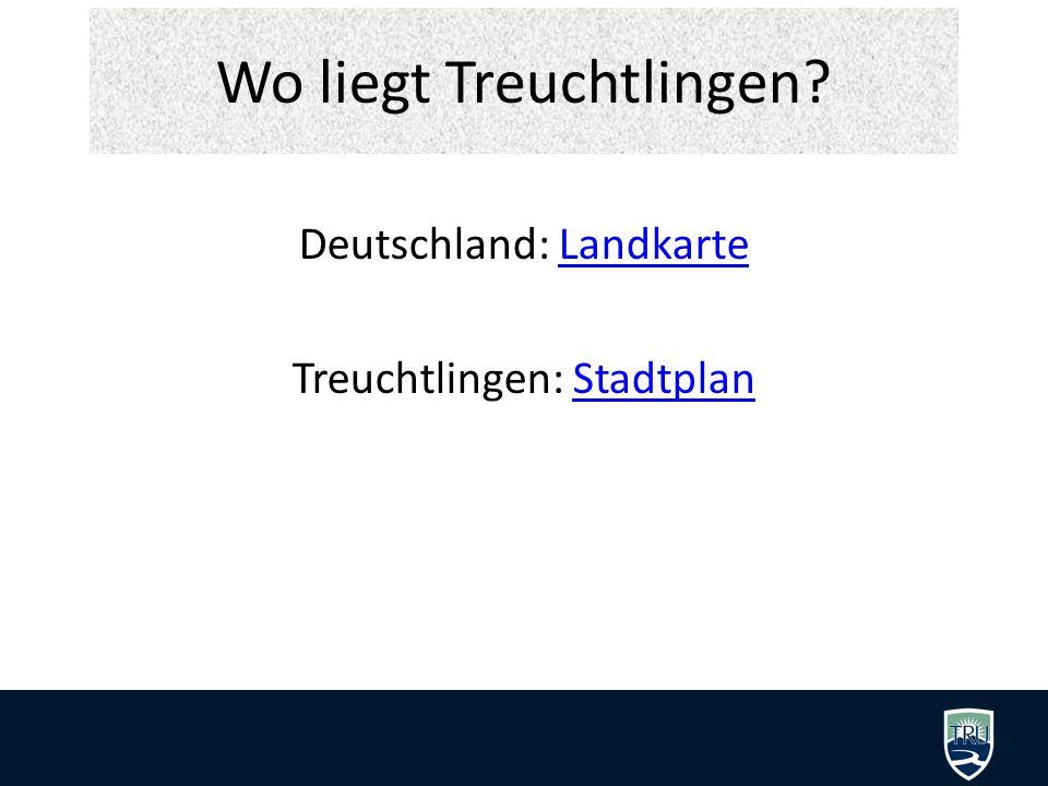 Wo liegt Treuchtlingen? Deutschland: LandkarteLandkarte Treuchtlingen: StadtplanStadtplan