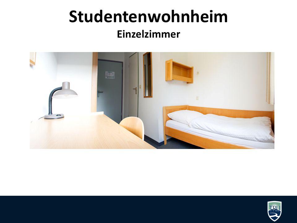 Studentenwohnheim Einzelzimmer