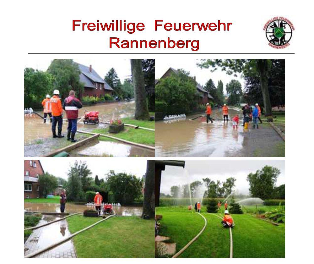 _____________________________________________________ Jahresbericht 2007 Borstel: 21.08. Hochwasser