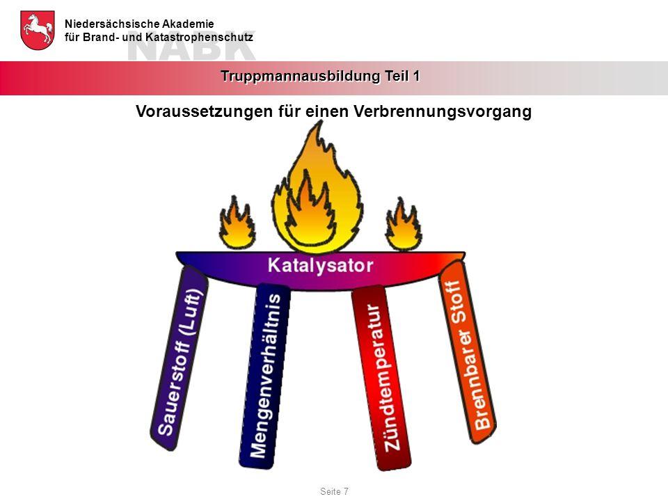 NABK Niedersächsische Akademie für Brand- und Katastrophenschutz Truppmannausbildung Teil 1 Tanklöschfahrzeuge TLF 2000, TLF 3000, TLF 4000 TLF 2000 - Truppbesatzung - 2000 l Löschwasser TLF 3000 - Truppbesatzung - 3000 l Löschwasser TLF 4000 - Truppbesatzung - Schaum-Wasser-Werfer - 4000 l Löschwasser auf dem Dach - 500 l Schaummittel Seite 18