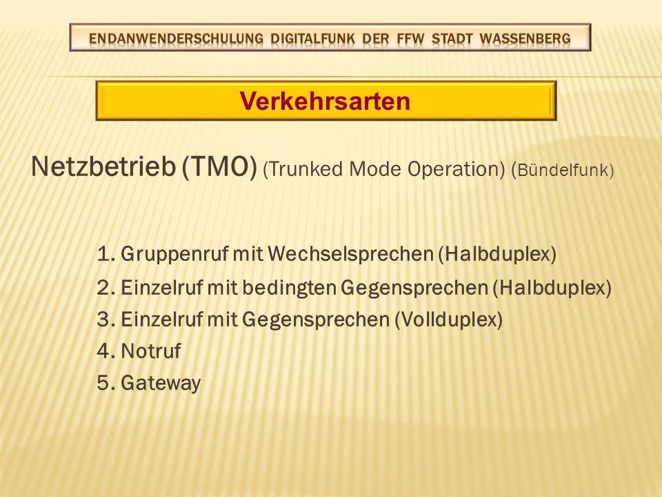 Netzbetrieb TMO 1.