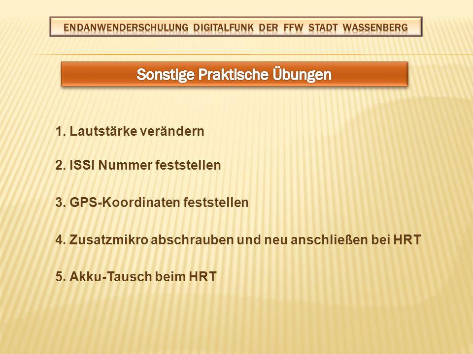 IUK-Einheit Feuerwehr Wassenberg Erstellt Stand 16.02.2015: Alexander Haasen