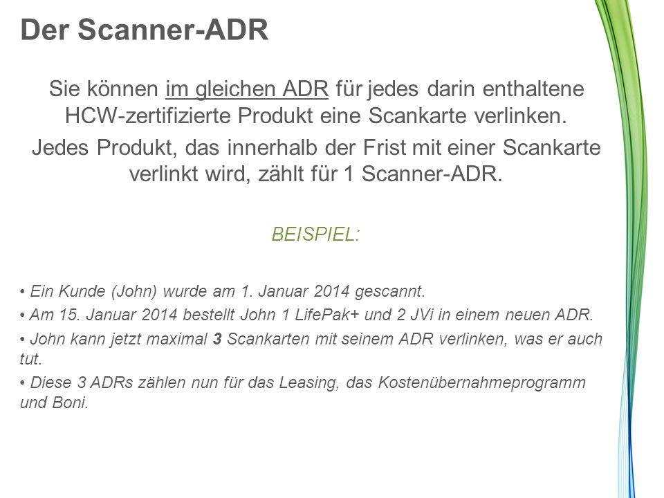 Ein neuer ADR und kein Bestehender 1.Wählen Sie ein oder mehrere HCW-zertifizierte Produkte 2.Geben Sie die gewünschte Menge an 3.Machen Sie ein Häkchen für diese Bestellung, damit sie als ADR versendet wird Sehen Sie sich hier die Videoanleitung an >>an >>