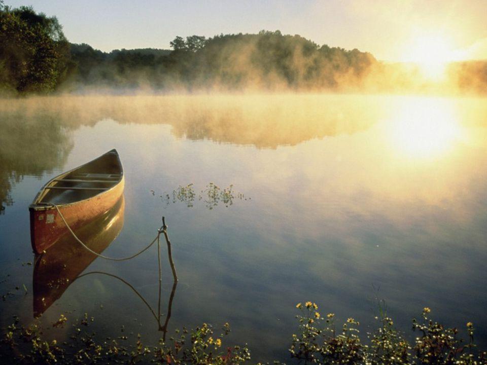 Ich möchte dir ein Boot sein, das dich fortträgt zu neuen Ufern, wenn du das Alte hinter dir lassen willst.