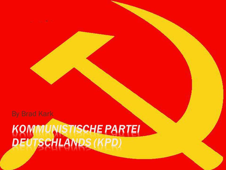  Der Kommunistische Partei Deutschlands (KPD) wurde am Ende der 1918 Revolution geschaffen.revolution1918.statuerevolution1918.statue  Gegründet nach dem Ersten Weltkrieg durch Sozialisten entgegengesetzt dem Krieg, geführt von Rosa Luxemburg, war die Partei, nachdem ihr Tod allmählich zu Leninismus verpflichtete.