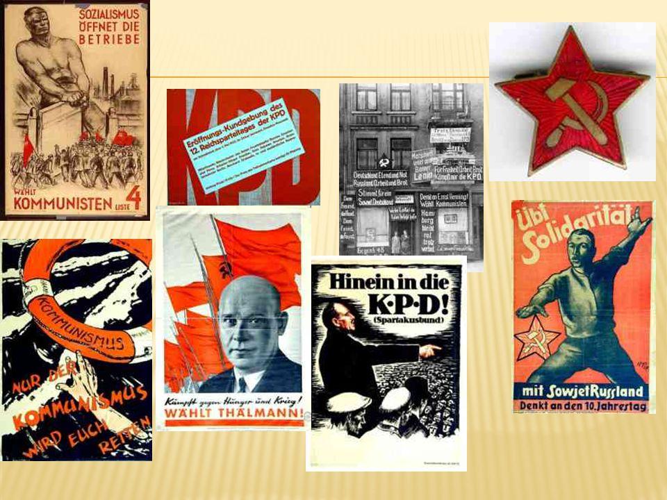  Warum ist es wichtig, dass es der kommunistischen Partei, in einer freien Gesellschaft.